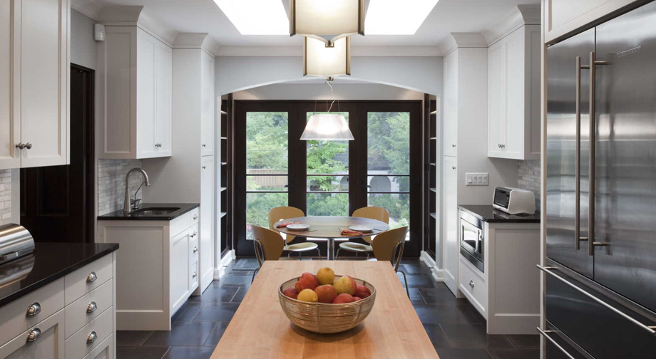 kitchen designs with a view kitchen with a garden view 386